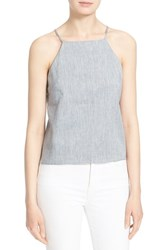 Women's Milly Chambray Trapeze Camisole