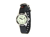 Momentum Women's M1 Dive Watch Reply Band Lime Dial Black Re Ply Sport Band Watches Green