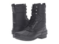 Tretorn Foley Black Black Women's Lace Up Boots