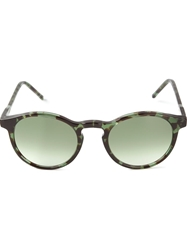 Kyme 'Miki' Sunglasses Green