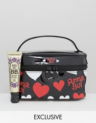 Anna Sui Asos Exclusive Illuminating Bb Cream And Free Make Up Bag Bb Cream 02 Clear
