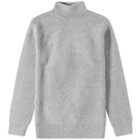 Nanamica High Neck Sweater Grey