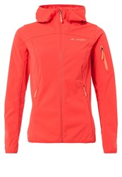 Vaude Durance Soft Shell Jacket Flame Red