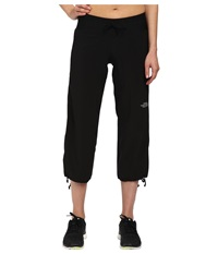 The North Face Torpedo Stretch Capri Tnf Black Women's Capri
