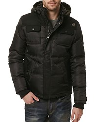Buffalo David Bitton Jalistik Puffy Jacket Cannon