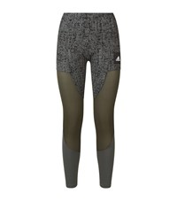 Adidas Ic Long Tights Female Khaki