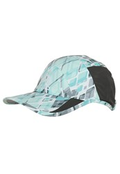 Odlo Speed Cap Silver Pine Allover Print Multicoloured