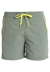 Chiemsee Livian Swimming Shorts Laurel Wreath Khaki