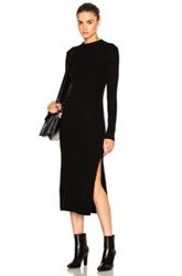 Ag Adriano Goldschmied Reign Sweater Dress In Black