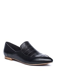 Matisse Alex Leather Loafers Black