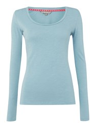 Lily And Me Layering T Shirt Blue