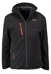 Regatta Wentwood 2In1 Hardshell Jacket Black