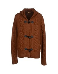 Cnc Costume National C'n'c' Costume National Cardigans Brown