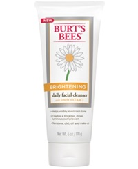 Burt's Bees Brightening Daily Facial Cleanser 6 Oz