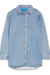 Mih Jeans Denim Shirt Mid Denim