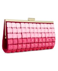 Inc International Concepts Iris Gifts For Ombre Tile Clutch Only At Macy's Pink
