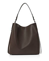 Allsaints Paradise North South Tote Prune