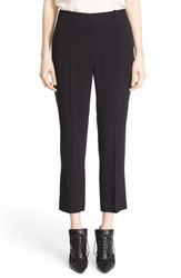 Women's Givenchy Stretch Cady Crop Pants