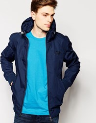 Fly 53 Windrunner Jacket Blue