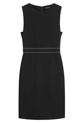 Theory Tailored Dress Black