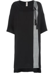 Antonio Marras Loose Fit Dress Black