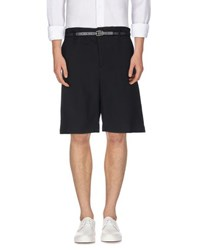Golden Goose Trousers Bermuda Shorts Men Black