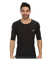 Cw X S S Traxter Top Black Men's Workout