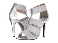 Touch Ups Kinsley Silver Shimmer Women's Shoes