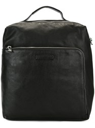 Emporio Armani Minimal Backpack Black