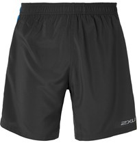2Xu Momentum 2 In 1 Shell Running Shorts Gray