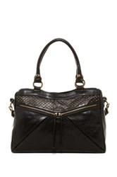 Treesje Asher Satchel Black
