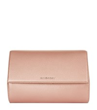 Givenchy Pandora Small Box Clutch Female Pink