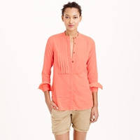 J.Crew Grosgrain Ribbon Shirt In Stripe