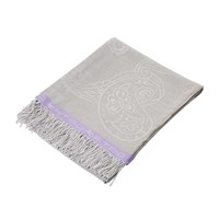 Etro Cher Fringed Throw 002