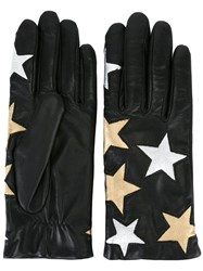 Faith Connexion Star Gloves Black
