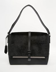 Little Mistress Large Shoulder Bag Black