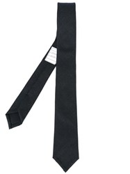 Thom Browne Plain Tie Grey
