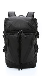 Nixon A 10 Backpack Black