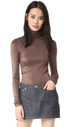 Essentiel Antwerp Mopette Turtleneck Spice