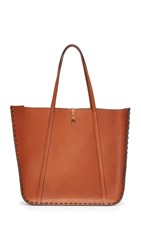 Lacontrie Feuillade Tote Brown