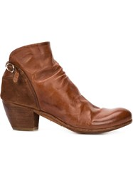 Officine Creative 'Chabrol 002' Boots Brown