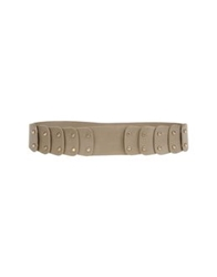 Schumacher Belts Grey