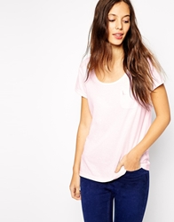 Jack Wills Fullford T Shirt Blushpink
