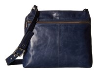 Hobo Lorna Royal Cross Body Handbags Navy