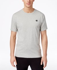 Champion Men's Jersey T Shirt Oxford Grey