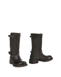 P.A.R.O.S.H. Ankle Boots Black