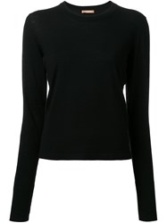 Nehera Crew Neck Jumper Black