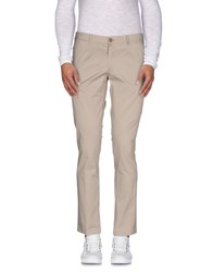 Alessandro Dell'acqua Trousers Casual Trousers Men Beige