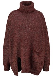 Cacharel Jumper Rot Red