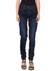 Notify Jeans Notify Denim Denim Trousers Women Blue